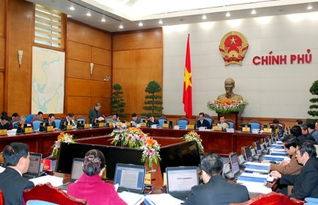 Chính phủ quyết tâm tạo chuyển biến rõ nét trong công tác xây dựng pháp luật