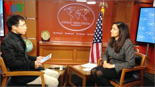 Mỹ ghi nhận những tiến bộ về quyền con người tại Việt Nam