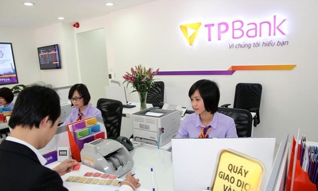 TPBank, Ngân hàng cổ phần đầu tiên công bố kết quả kinh doanh ấn tượng năm 2014