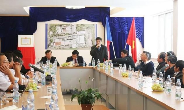 Việt Nam và Cộng hòa Czech hợp tác chống tội phạm ma túy