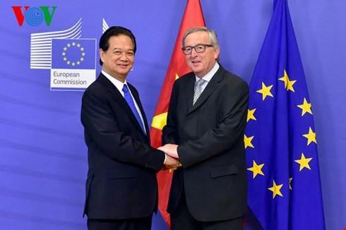 Việt Nam và EU chính thức kết thúc đàm phán FTA