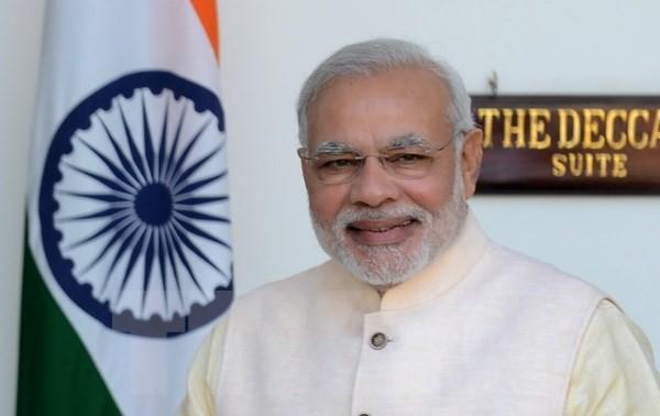 Thủ tướng Ấn Độ chúc mừng người dân Việt Nam nhân dịp Năm mới