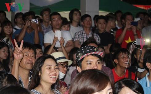 200.000 khách đến lễ hội Việt Nam tại Nhật Bản