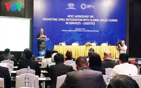 SOM 3 - APEC 2017: Thúc đẩy doanh nghiệp tham gia chuỗi cung ứng dịch vụ logistics toàn cầu