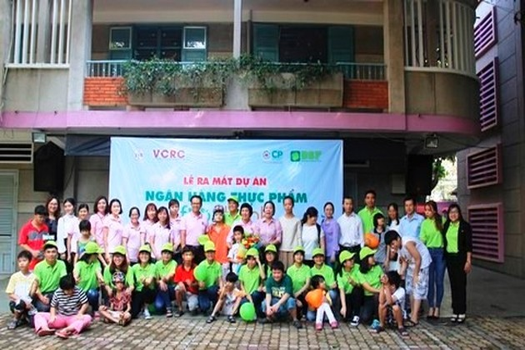 Ra mắt Dự án Ngân hàng thực phẩm Foodbank Việt Nam