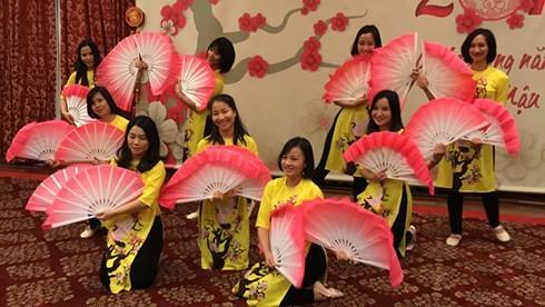 Cộng đồng người Việt tại Mỹ vui đón Tết cổ truyền