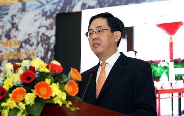 Bộ trưởng Bộ Quốc phòng tiếp Đại sứ Trung Quốc tại Việt Nam
