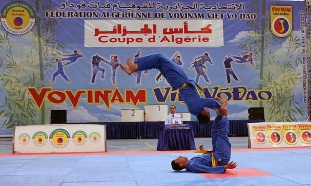 Giải Grand Prix lần thứ nhất môn Vovinam Việt Võ đạo tại Algieria
