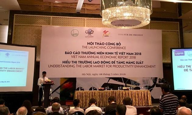 Công bố Báo cáo Thường niên Kinh tế Việt Nam 2018