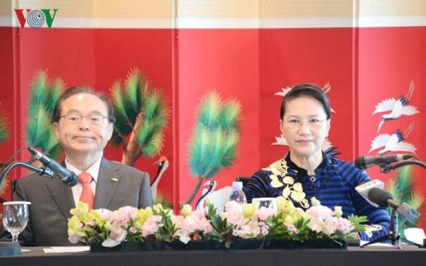 Người Việt Nam tại Hàn Quốc là cầu nối cho sự gắn bó, hợp tác và phát triển lâu bền giữa hai đất nước