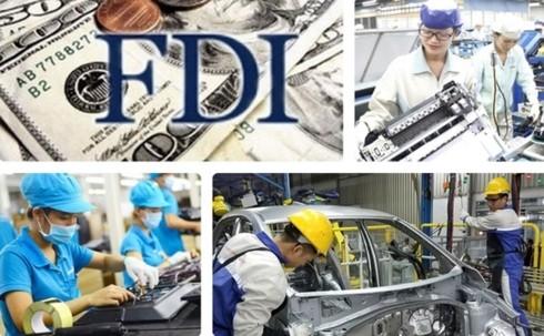 Gần 35,5 tỷ USD vốn FDI vào Việt Nam năm 2018