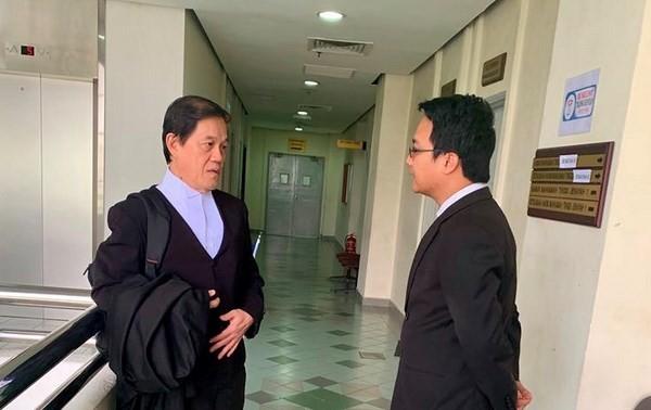 Đại sứ quán Việt Nam tại Thái Lan và Malaysia thăm hỏi công dân đang thi hành án ở nước sở tại
