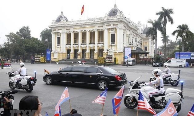 Hội nghị Thượng đỉnh Hoa Kỳ - Triều Tiên lần hai: Truyền thông Nhật Bản đưa tin đậm nét về vai trò của Việt Nam