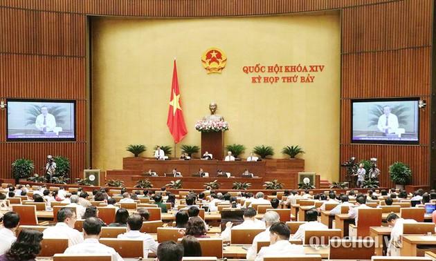 Kỳ họp thứ 7, Quốc hội khóa XIV: Bắt đầu phiên chất vấn