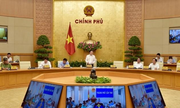 Hội nghị trực tuyến toàn quốc về triển khai thi hành Luật Quy hoạch