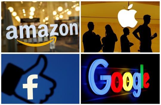 Áp thuế với các hãng công nghệ Mỹ: bóng dáng của căng thẳng thương mại Mỹ - EU