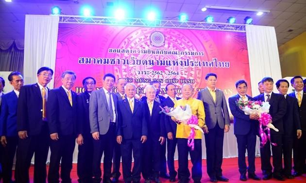 Tổng hội người Việt Nam tại Thái Lan phát huy hiệu quả vai trò gắn kết cộng đồng