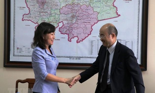 Doanh nghiệp Nhật Bản quan tâm đầu tư tại tỉnh Bình Phước