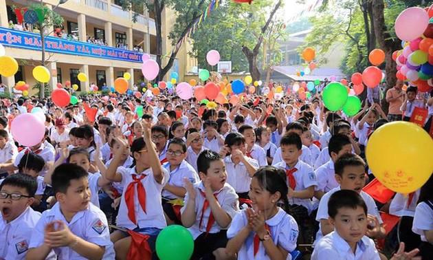 Ngày Toàn dân đưa trẻ đến trường
