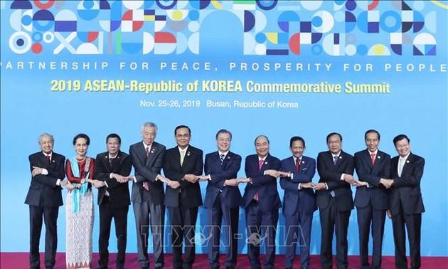 Hội nghị Cấp cao ASEAN - Hàn Quốc: Tuyên bố tầm nhìn chung vì hòa bình, thịnh vượng và đối tác