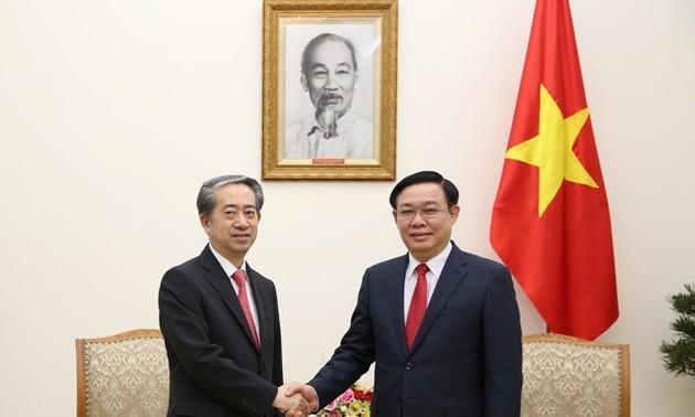 Việt Nam - Trung Quốc thúc đẩy hợp tác tích cực, lành mạnh và ổn định trên các lĩnh vực