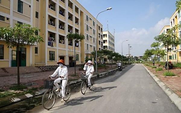 Tạo cơ chế thuận lợi phát triển nhà ở cho công nhân