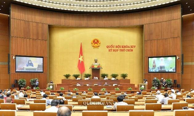 Quốc hội thảo luận dự án Luật sửa đổi, bổ sung một số điều của Luật Tổ chức Quốc hội