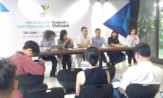 """Phát động cuộc thi Designed by Vietnam 2020 với chủ đề """"Tái sinh"""""""
