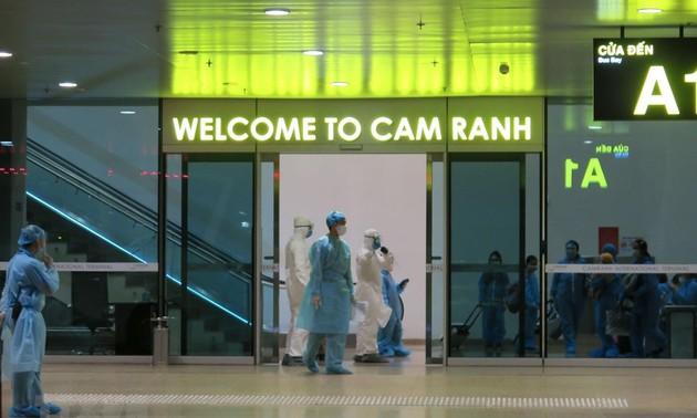 Đưa 220 công dân Việt Nam từ Nhật Bản về nước