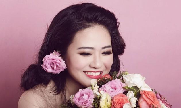 Trần Nữ Vương Linh - Hát lên cùng với những niềm vui