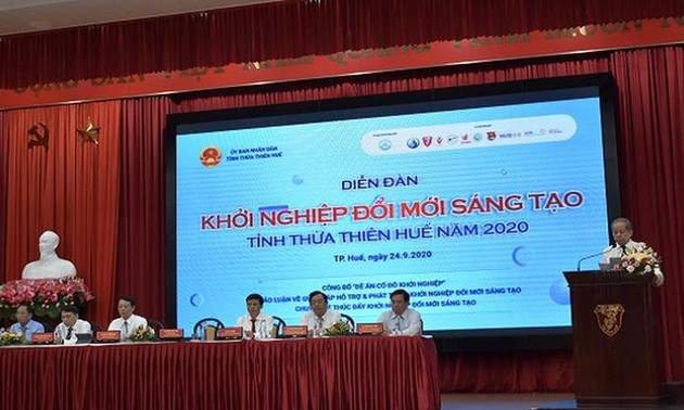 Hiến kế phát triển hệ sinh thái khởi nghiệp trên địa bàn Thừa Thiên - Huế