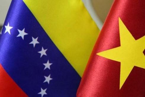 Việt Nam và Venezuela thúc đẩy hợp tác thương mại và đầu tư