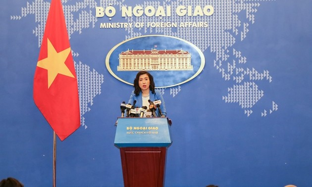 Việt Nam lo ngại về thông tin xung đột giữa Azerbaijan và Armenia