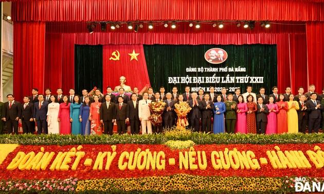 Đại hội đại biểu Đảng bộ các địa phương