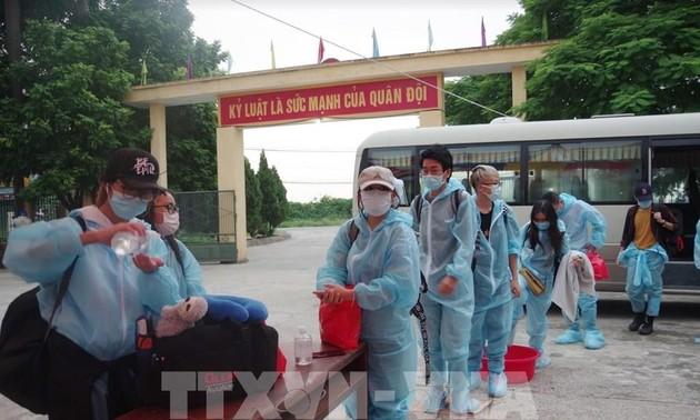 Ngày thứ 59 Việt Nam không ghi nhận ca mắc COVID-19 trong cộng đồng