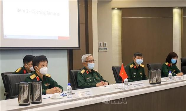 Đối thoại Chính sách Quốc phòng Việt Nam-Singapore lần thứ 11