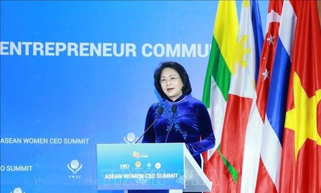 Hội nghị Thượng đỉnh Doanh nhân nữ ASEAN