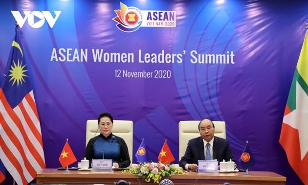 Hội nghị Thượng đỉnh Lãnh đạo nữ ASEAN: Phát huy vai trò của phụ nữ trong phục hồi tổng thể sau đại dịch