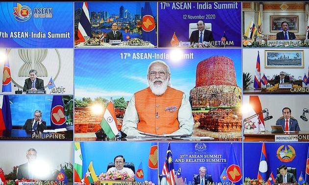 ASEAN - Ấn Độ tái cam kết định hướng quan hệ trong thế kỷ XXI