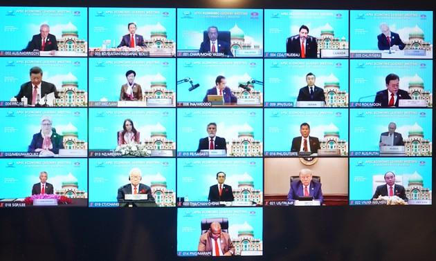 Động lực mới đối với APEC chính là thực hiện chuyển đổi số toàn diện