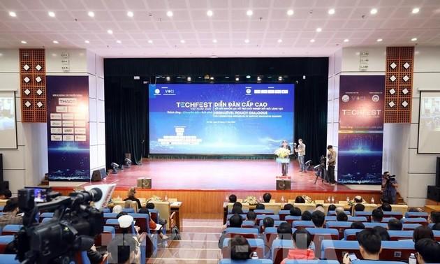 Diễn đàn cấp cao về hệ sinh thái khởi nghiệp sáng tạo Việt Nam 2020