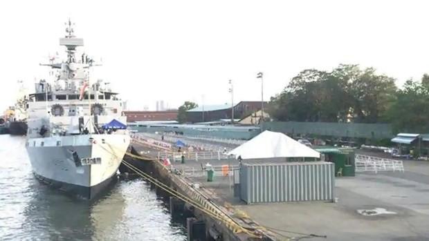 Ấn Độ, Việt Nam tăng cường hợp tác hàng hải và cứu trợ thảm họa