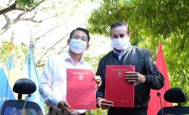 Việt Nam và Venezuela thúc đẩy hợp tác trong lĩnh vực nông nghiệp