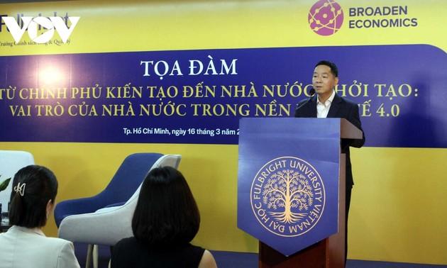 Xây dựng chính phủ kiến tạo phù hợp với Việt Nam