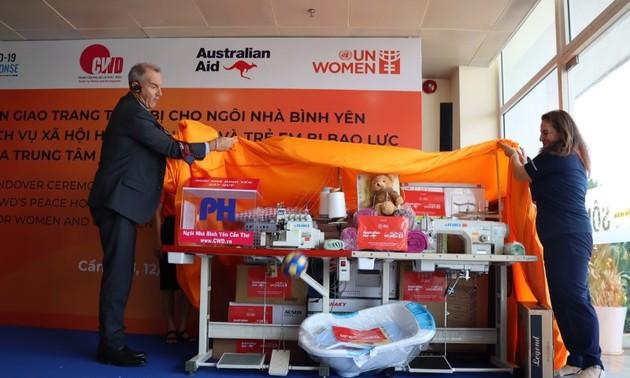 Nâng cao chất lượng dịch vụ hỗ trợ phụ nữ và trẻ em là nạn nhân của bạo lực giới