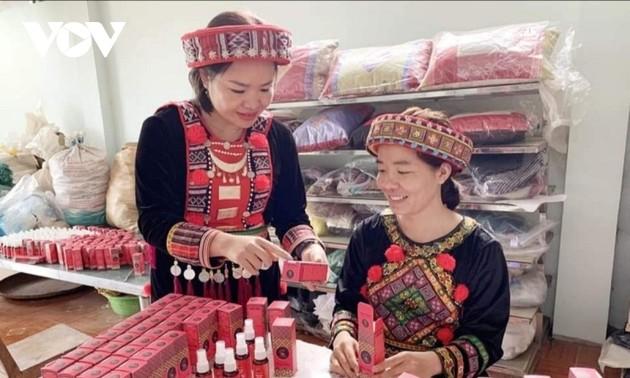Câu chuyện khởi nghiệp thành công của những phụ nữ dân tộc ở tỉnh Bắc Kạn