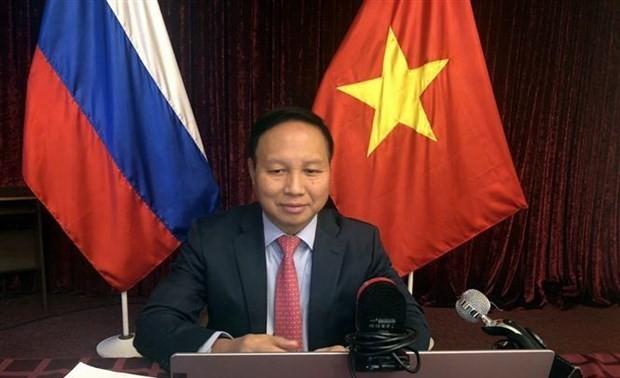 Tổng thống Nga trao tặng Huân chương Hữu nghị cho Đại sứ và các tướng lĩnh Quân đội Nhân dân Việt Nam