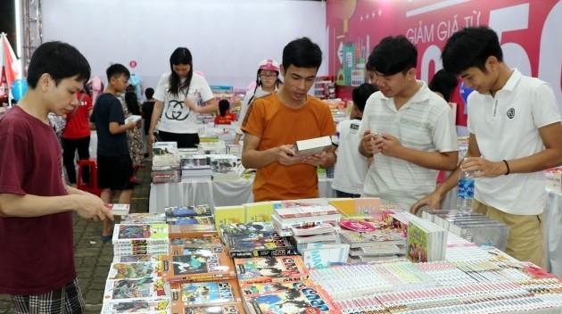 Ngày sách Việt Nam 2021: Sách và văn hóa đọc góp phần kết nối truyền thống và hiện đại