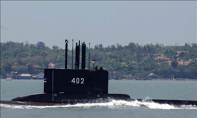 Điện chia buồn về việc tàu ngầm KRI Nanggala-402 của Indonesia gặp nạn