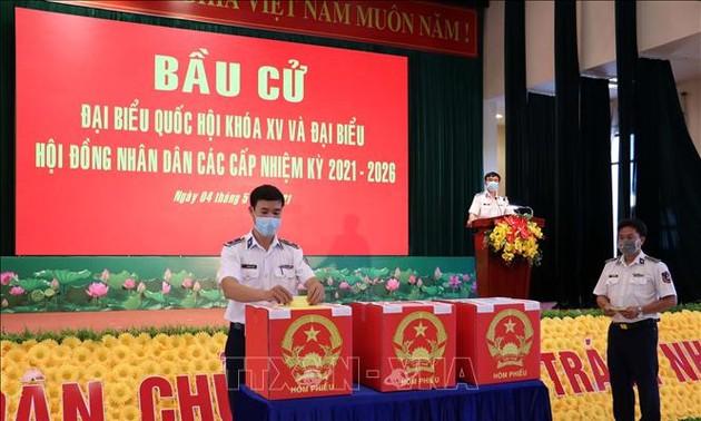Tỉnh Bà Rịa-Vũng Tàu tổ chức bầu cử sớm Đại biểu Quốc hội và Hội đồng Nhân dân
